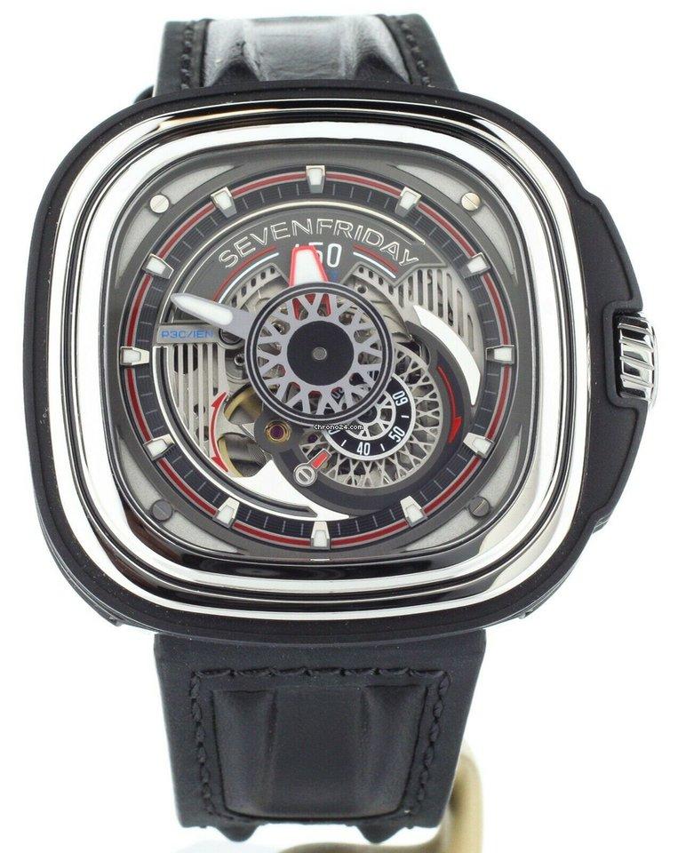 f0c37f7a42a Comprar relógio Sevenfriday P3-1