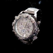 Festina Chronograph 44mm Quarz 2000 gebraucht Weiß