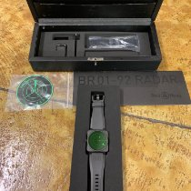 Bell & Ross BR 01-92 46mm United States of America, Michigan, royal oak