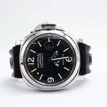 Panerai Luminor Power Reserve Stål Svart