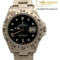 Rolex Explorer II Steel 40mm Black United States of America, New York, Huntington Village
