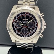 Breitling Bentley Motors Steel 48mm Black United States of America, New York, New York