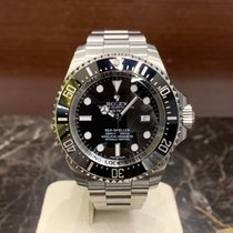 Rolex Sea-Dweller Deepsea 116660 2018 new