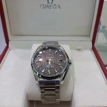 Omega 231.10.42.21.06.001 Stahl Seamaster Aqua Terra 41.5mm neu