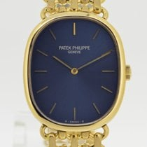 Patek Philippe Yellow gold 27mm Automatic 3848/1 pre-owned