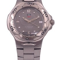 TAG Heuer Kirium Steel 38mm Grey Arabic numerals United States of America, Florida, Boca Raton