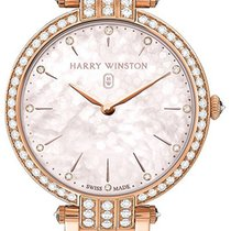 Harry Winston Premier Rose gold 36mm Mother of pearl United States of America, Florida, Miami