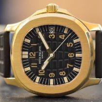 Patek Philippe 5066J Yellow gold 1999 Aquanaut pre-owned