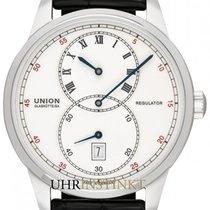 Union Glashütte Steel 41mm Automatic D007.445.16.013.00 new