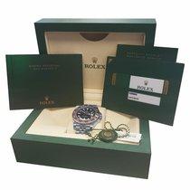 Rolex GMT-Master II 126710 new