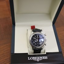 Longines Steel 41mm Automatic L2.745.4.53.4 pre-owned