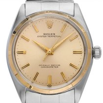 Rolex Oyster Perpetual 34 6564 1961 pre-owned