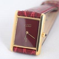까르띠에 은 30mm 쿼츠 Cartier  Must de 중고시계 대한민국, Goyang-si