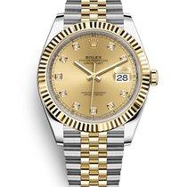 Rolex Datejust 126333 2019 új