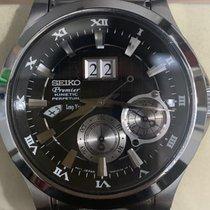 Seiko Premier Kinetic Perpetual Zeljezo 43mm