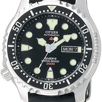 Citizen Zeljezo 42mm Automatika NY0040-09EE nov