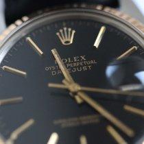 Rolex 16013 Or/Acier 1983 Datejust 36mm occasion France, Thonon les bains