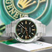 Rolex Milgauss 116400GV 2015 gebraucht