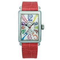 Franck Muller Color Dreams 905 SC AT FO COL DRM.SS or 905SCATFOCOLDRM.SS new