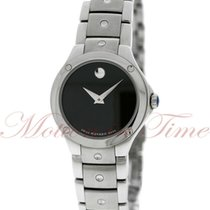 Movado Sports Edition Stål 25mm Sort