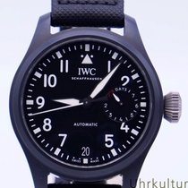 IWC Big Pilot Top Gun Cerâmica 46mm