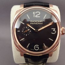Panerai Radiomir 1940 3 Day Pink Gold Pam575 / 42mm