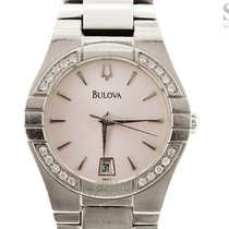Bulova Diamond pre-owned