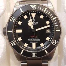 Tudor Pelagos LHD Titanium extendable bracelet w/rubber strap
