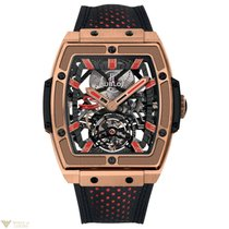 Hublot Masterpiece MP-06 Senna 18K Rose Gold Mens Watch