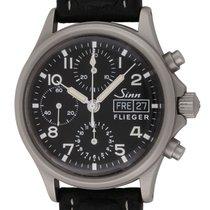 Sinn : 356 Flieger (Pilot) Chronograph :  356 Acrylic : ...