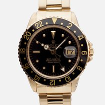 Rolex GMT Master 1675/8 full gold 18K