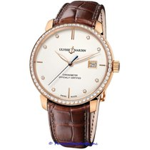 Ulysse Nardin San Marco new Automatic Watch with original box and original papers 8156-111B-2/991