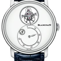 Blancpain Villeret 66260-3433-55b Unworn Platinum 42mm Manual winding United States of America, New York, Airmont