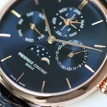 Frederique Constant Manufacture Slimline Perpetual Calendar nieuw 42mm