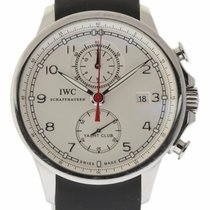 IWC Portuguese Yacht Club Chronograph IW390211 2000 pre-owned