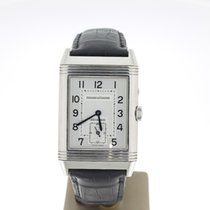 積家 Reverso Duoface Day&Night Steel (B&P2007)  26mm White/Black