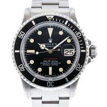 Rolex Submariner Date pre-owned 40mm Black Steel