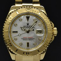 "Rolex Yacht-Master Yellow Gold ""diamonds dial"""