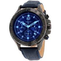 Nautica Chronograph 49mm Quartz new Blue