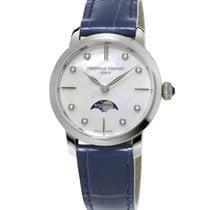 Frederique Constant Slimline Moonphase FC-206MPWD1S6 nuovo