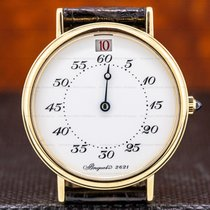 Breguet Yellow gold 36mm Automatic 3420 pre-owned United States of America, Massachusetts, Boston