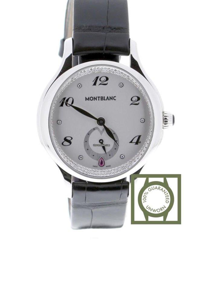 0f96d8c4d982 Precios de relojes Montblanc mujer