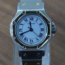 Cartier Santos (submodel) 09078 gebraucht