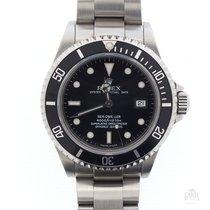 Rolex Sea-Dweller 4000 Acero 40mm Negro Sin cifras España, ALICANTE; Tel: 965 20 69 04, www.garciajoyeros.com