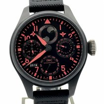 IWC Big Pilot Top Gun Keramiek 48mm
