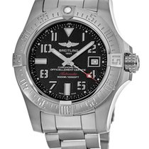Breitling Avenger II Seawolf new Automatic Watch with original box A1733110/BC31-169A