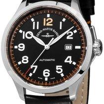 Zeno-Watch Basel Ατσάλι 44mm Αυτόματη 6302-a15 καινούριο