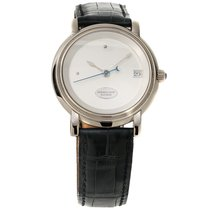 Parmigiani Fleurier White gold Automatic pre-owned Toric