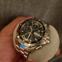 TAG Heuer Aquaracer 300M CAF2110 2008 pre-owned