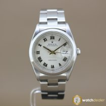 Rolex 6694 Steel 1963 Oyster Precision 34mm pre-owned